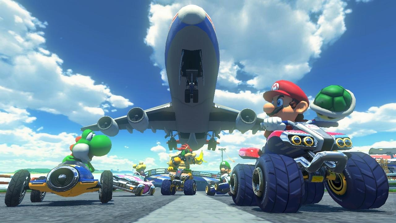 Une bande-annonce et une date pour Mario Kart 8