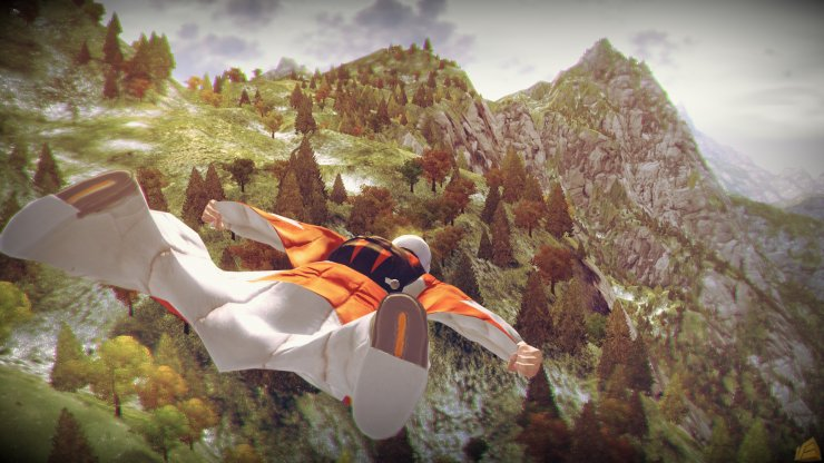 Skydive plane sur le Xbox Live Arcade