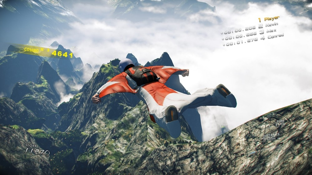 Concours : gagner Skydive : Proximity Flight sur Xbox 360