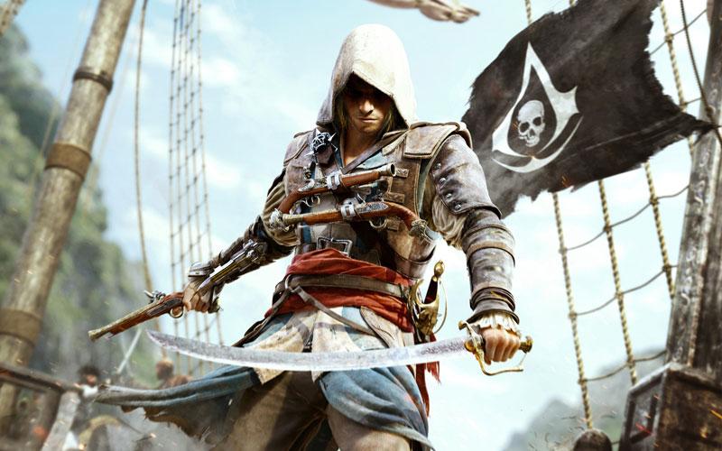 Concours : Gagner Assassin's Creed 4 Black Flag sur PC avec GoCleCd.fr