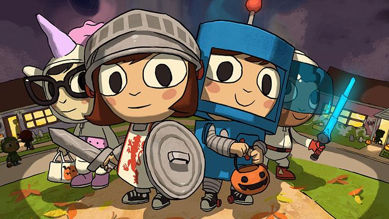 Double Fine annonce Costume Quest 2 à leur manière