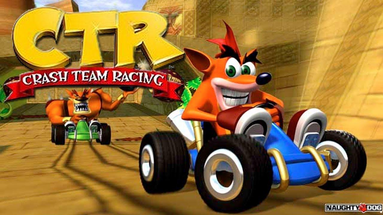 Le prototype d'un Crash Team Racing annulé se montre en vidéo