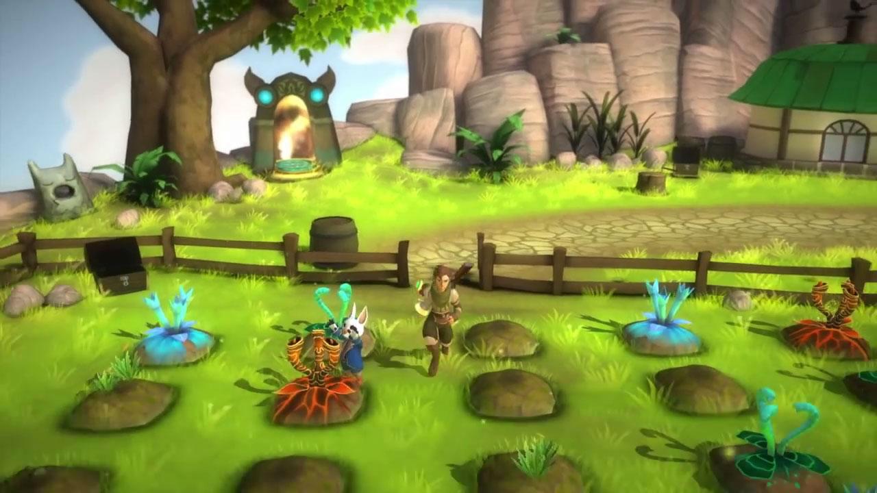 Kickstarter : dernière ligne droite pour Earthlock : Festival of Magic