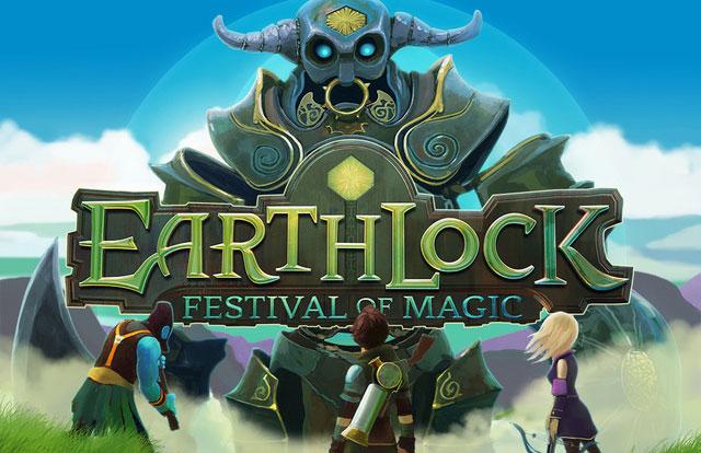 Un Kickstarter pour Earthlock : Festival of Magic