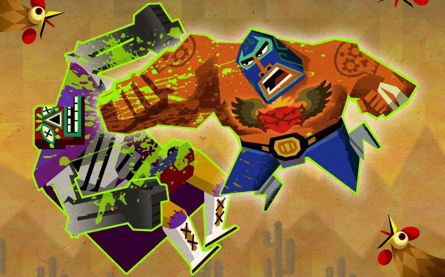 Guacamelee! revient sur console dans une Super Turbo Championship Edition
