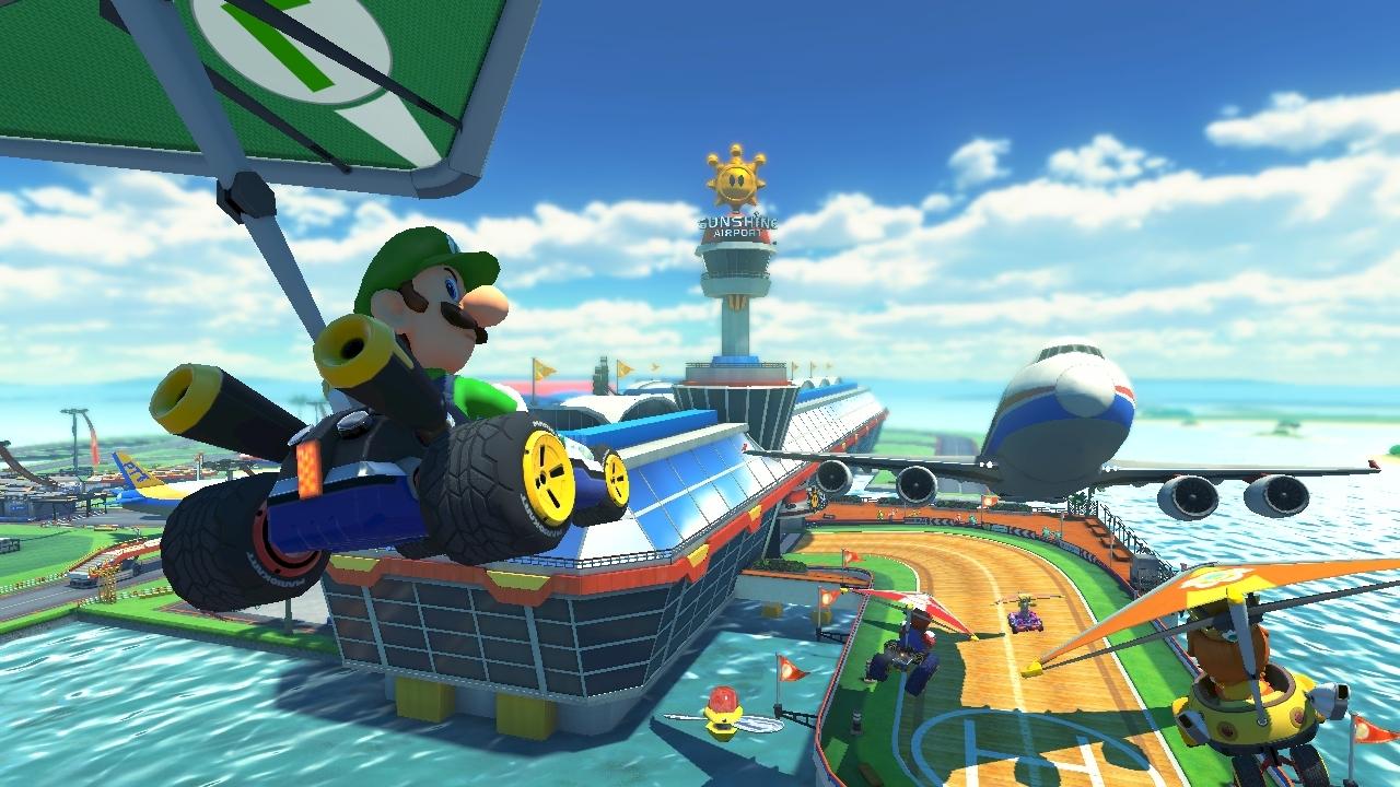 Mario Kart 8 se lance avec une Édition Limitée