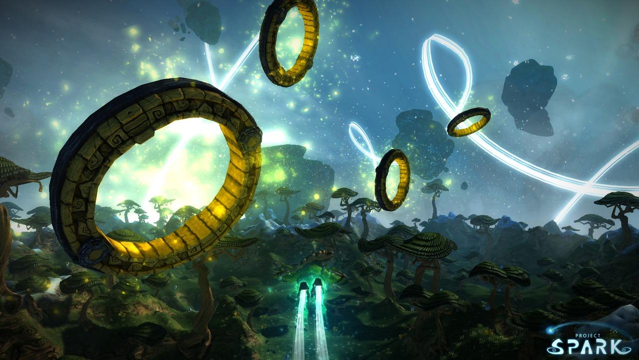 Project Spark : la bêta se lance sur Xbox One