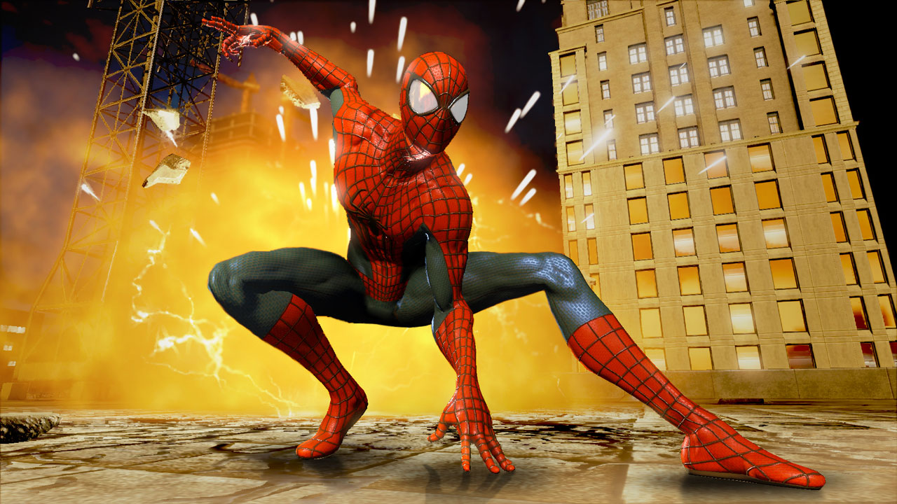 The Amazing Spider-Man 2 : Le Caïd en action