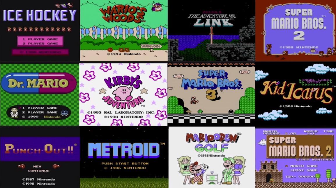 Une bande-annonce pour NES Remix 2