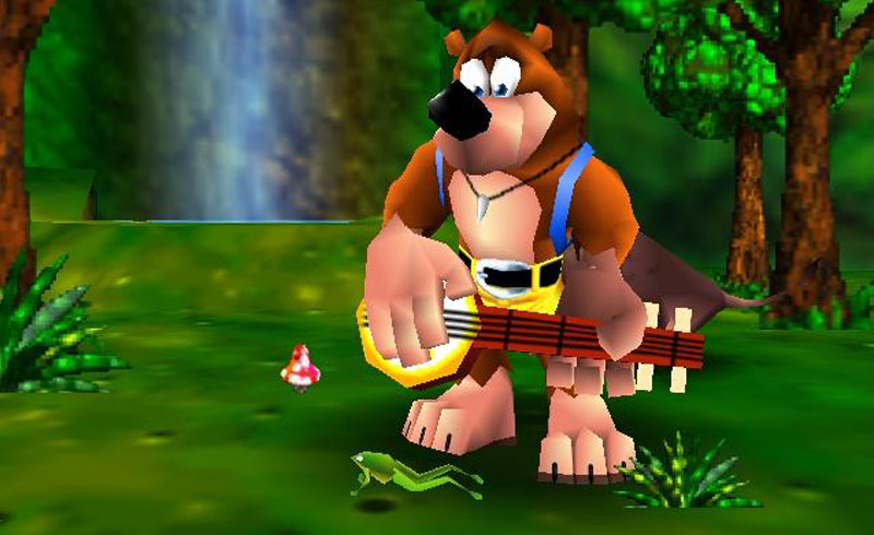 Banjo-Kazooie aurait pu avoir sa suite spirituelle