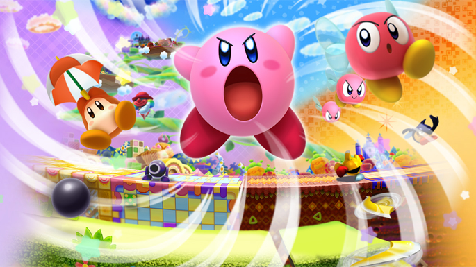 Kirby Triple Deluxe se paye une bande-annonce