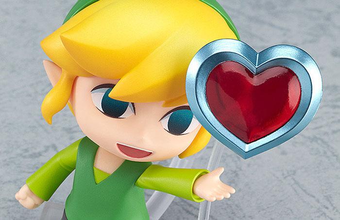 Une figurine de Link chez Good Smile Company
