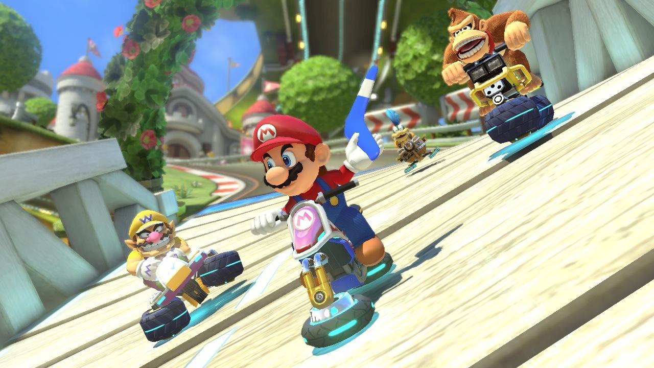 Un bundle avec Mario Kart 8 pour la Wii U