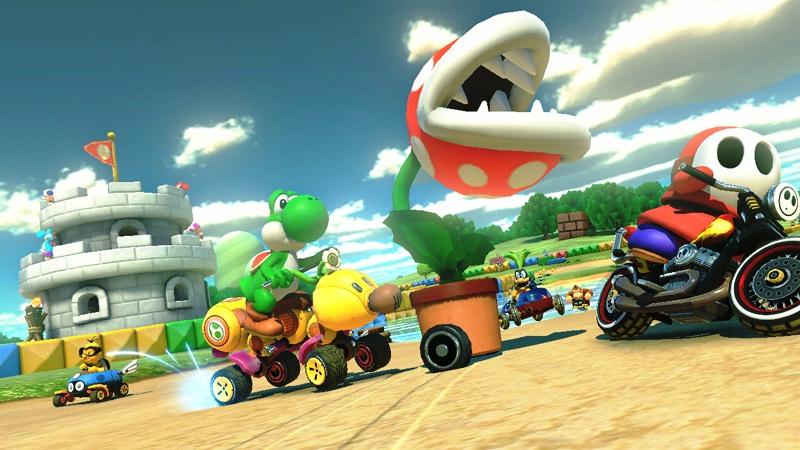 Un Nintendo Direct pour Mario Kart 8 avec plein de surprises