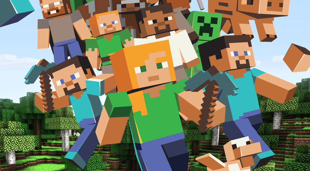 Une version boite pour Minecraft sur Playstation 3