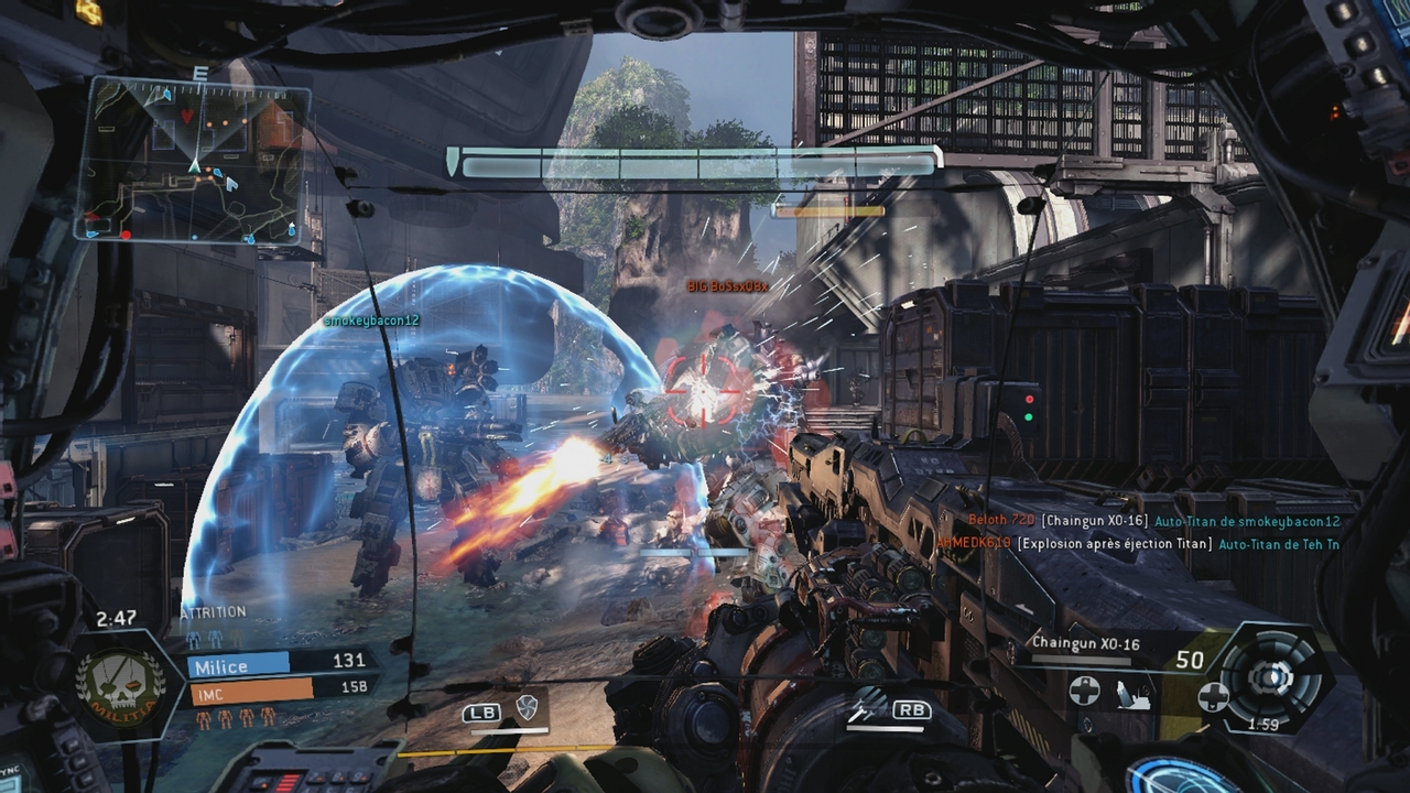titanfall matchmaking prendre pour toujours rencontre une fille psycho
