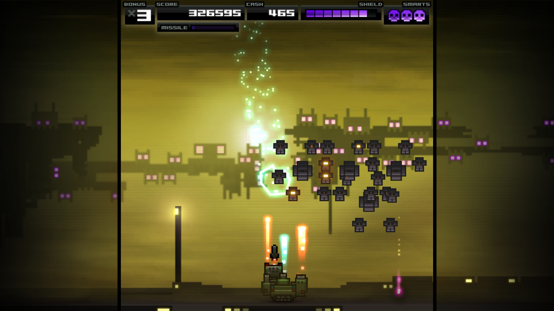 Test – Titan Attacks !