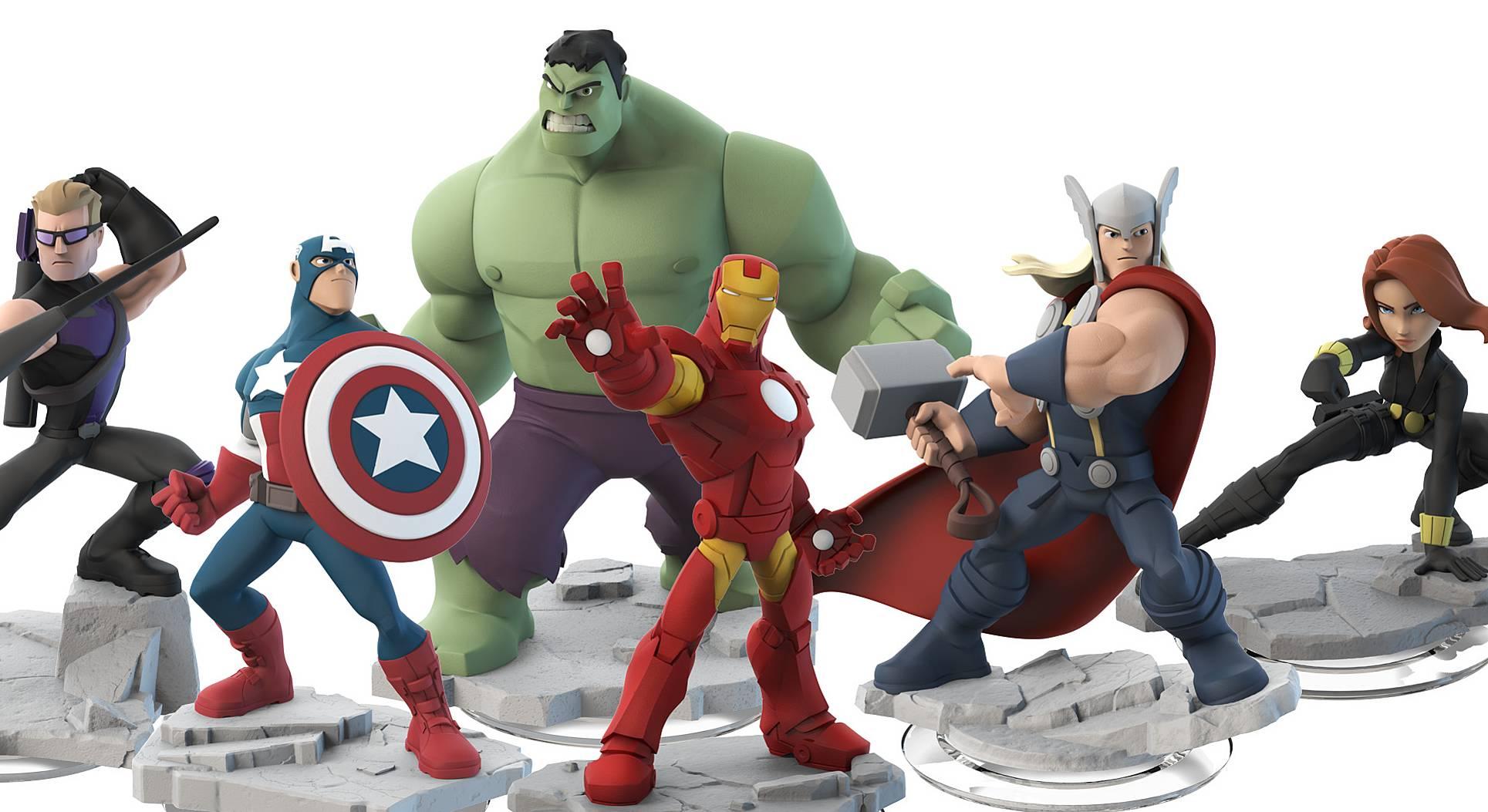 Disney Infinity 2.0 : honneur aux personnages de Marvel