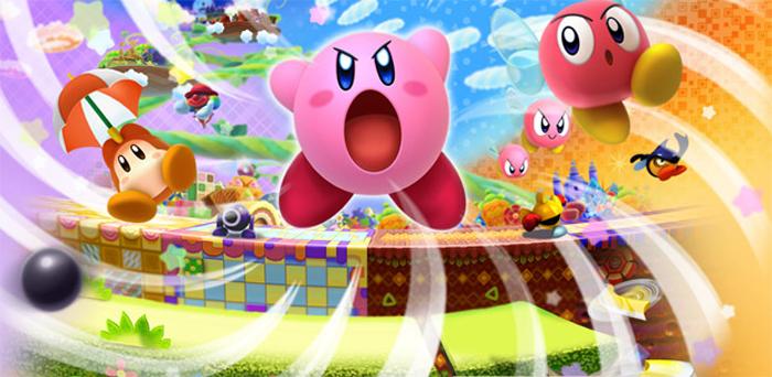 Kirby : Triple Deluxe nous présente son héros