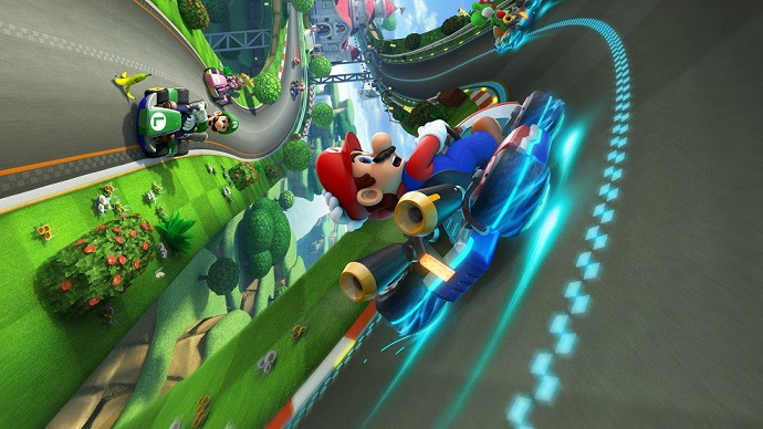 Test – Mario Kart 8