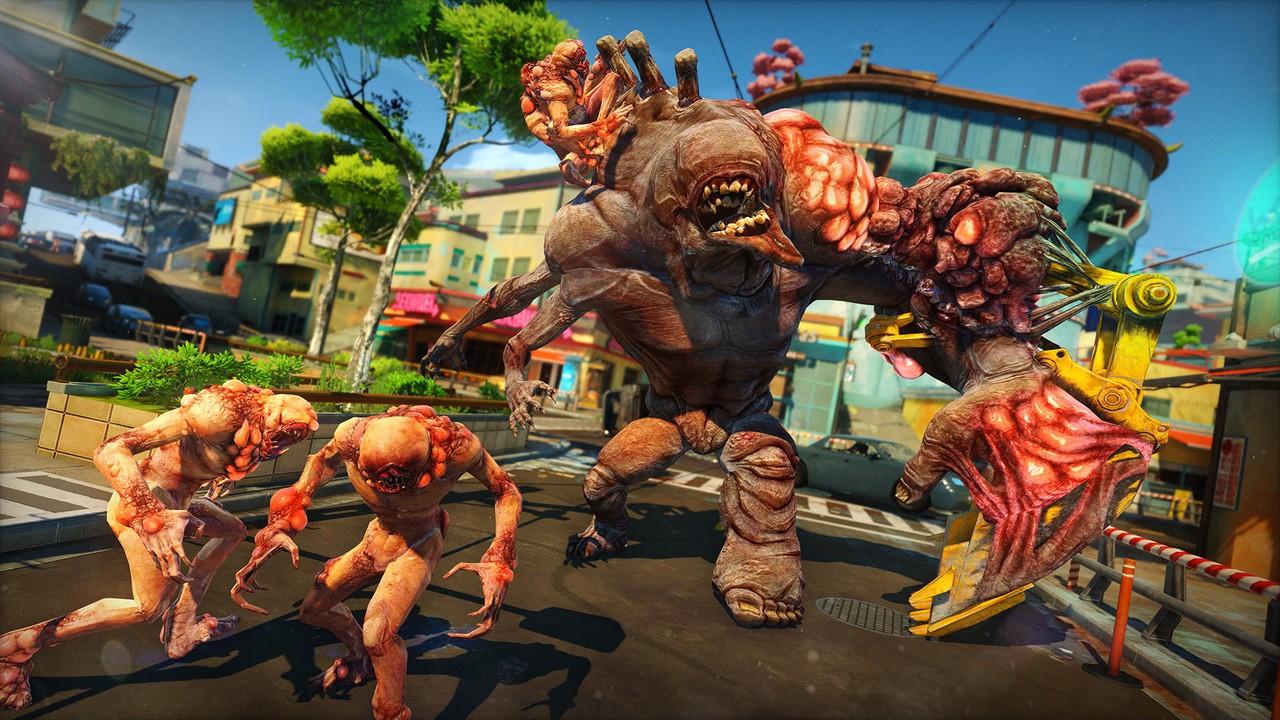Du gameplay en vidéo pour Sunset Overdrive