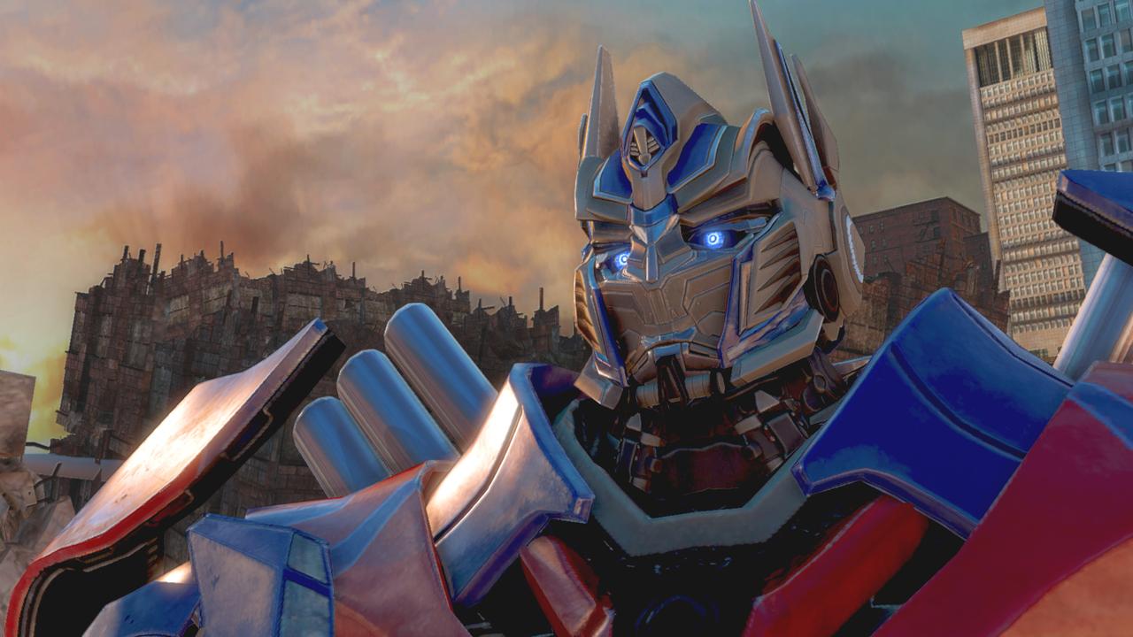 Un peu de gameplay pour Transformers : Rise of the Dark Spark