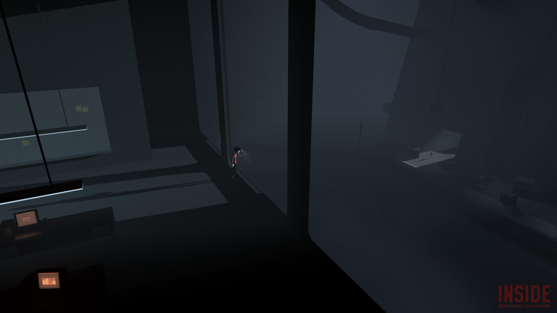 Inside, par les créateurs de Limbo, se dévoile en vidéo
