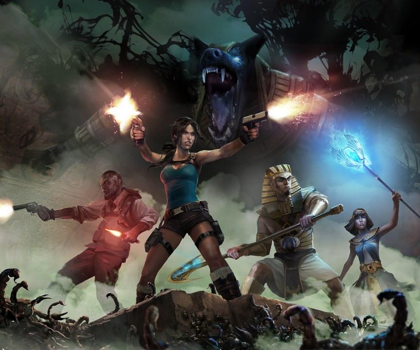 Crystal Dynamics dévoile Lara Croft and the Temple of Osiris