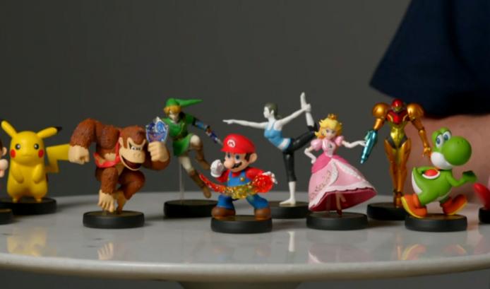 Amiibo : les figurines NFC de Nintendo