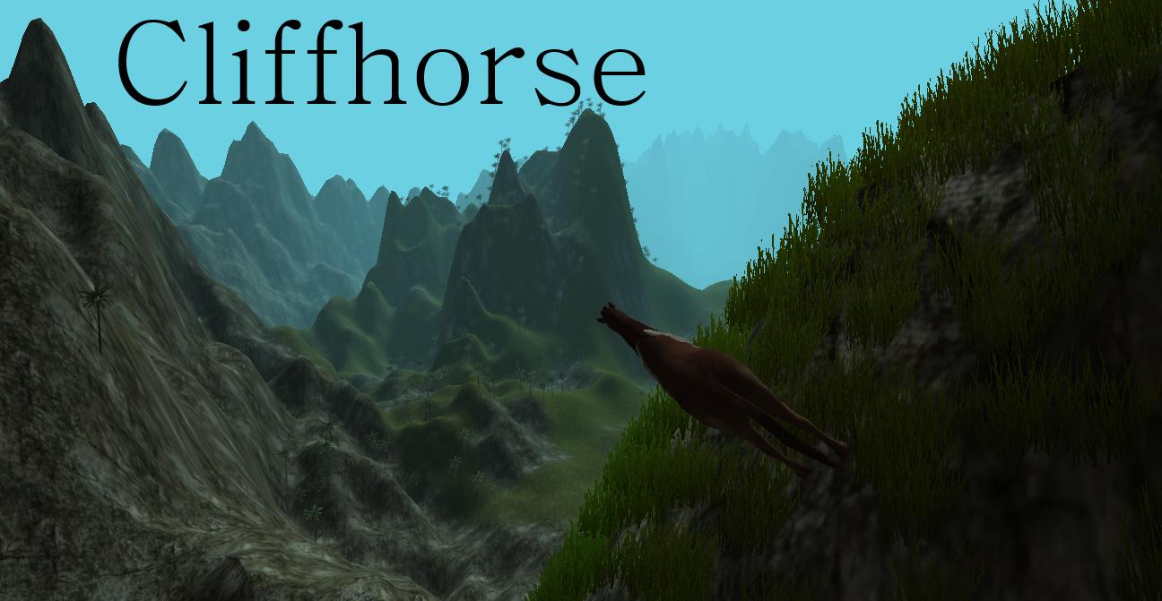 Cliffhorse : le nouveau jeu du créateur de MineCraft