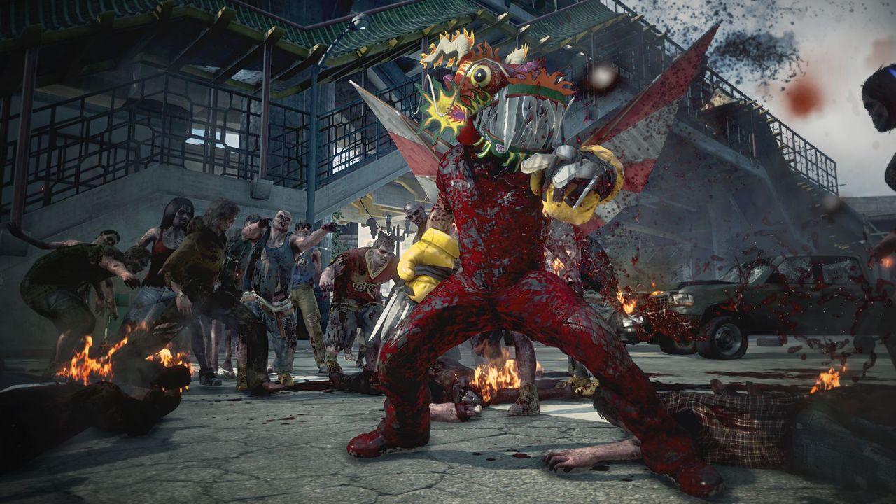 Un nouveau DLC bien loufoque pour Dead Rising 3