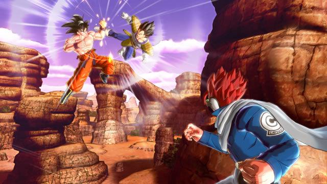 DS – Dragon Ball Ultimate Butoden : La pub japonaise