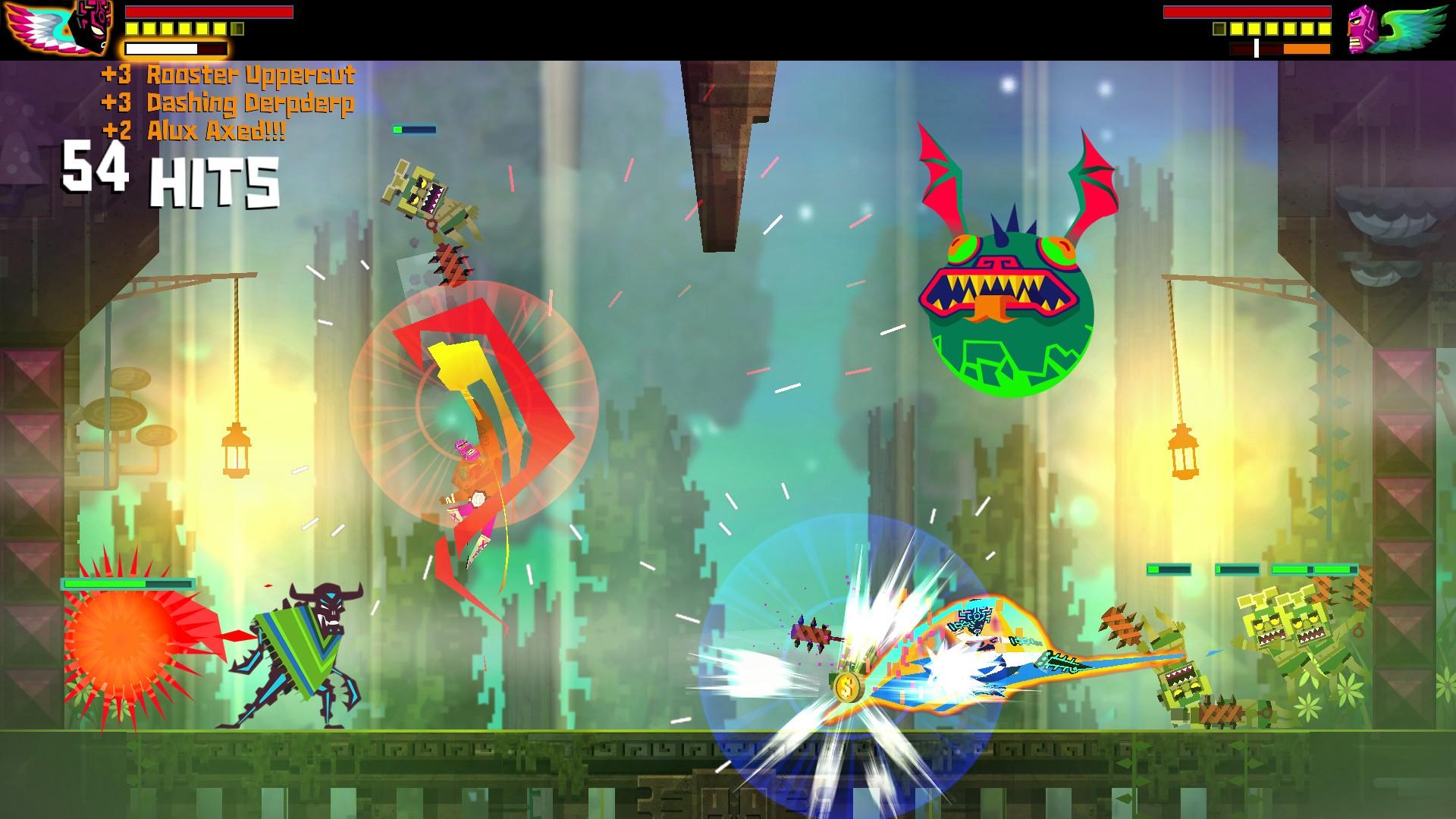 Guacamelee ! se trouve une date sur PS4, Xbox et Wii U