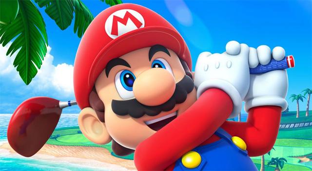Test – Mario Golf : World Tour