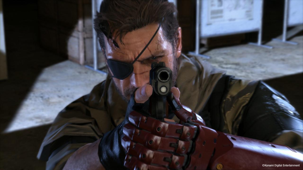Un teaser E3 un peu en avance pour MGS 5 : Phantom Pain