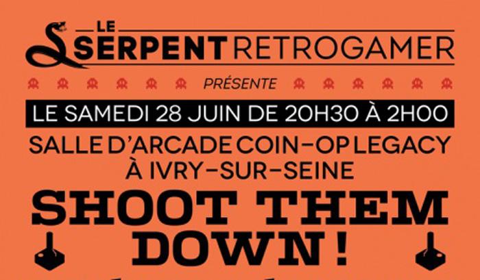 Shoot Them Down : un évènement sur le Shmup à ne pas rater !