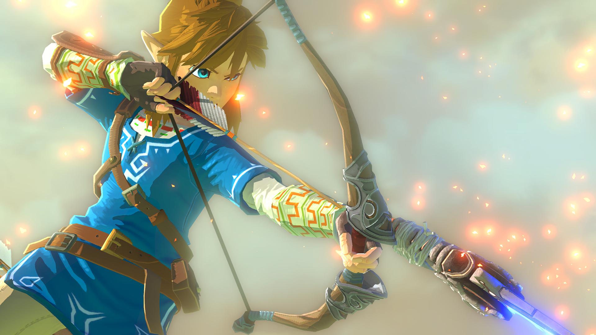 Une vidéo pour The Legend of Zelda sur Wii U