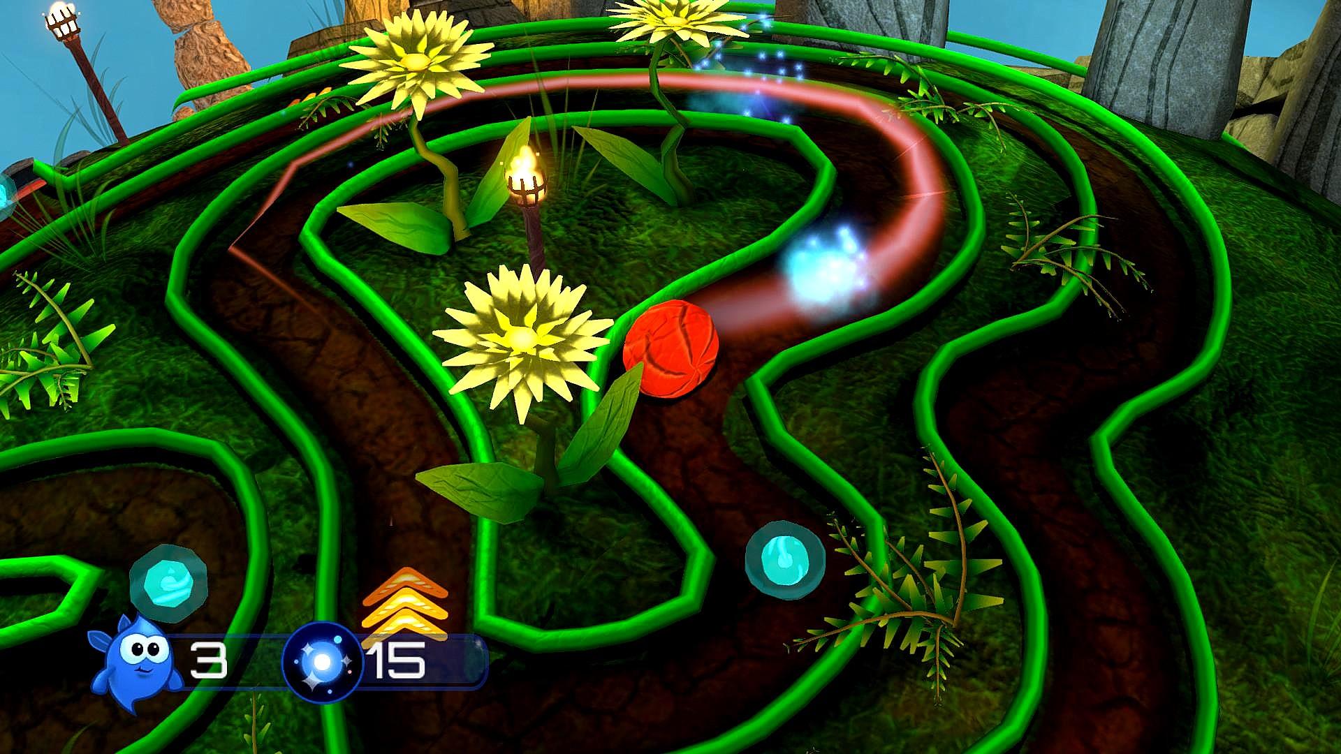 Vidéo : Extrait de Gameplay d'Armillo sur Wii U