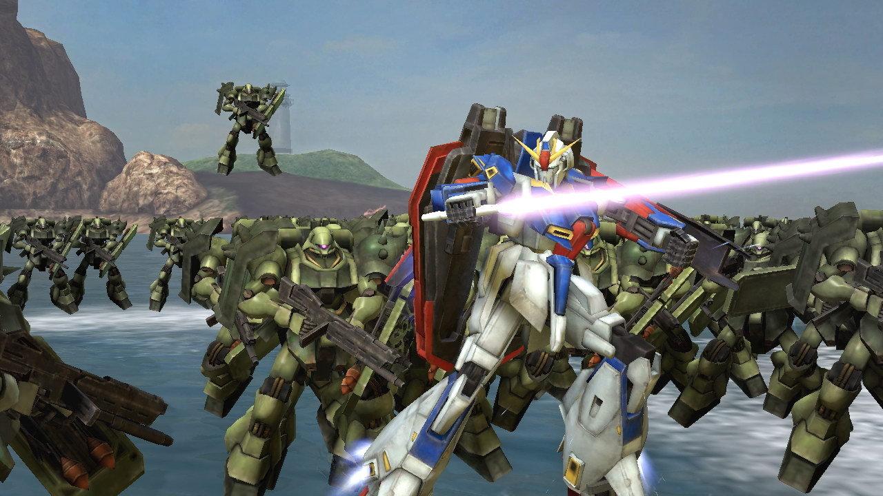 Test – Dynasty Warriors : Gundam Reborn