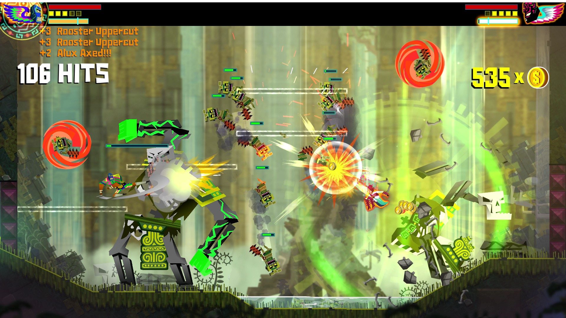 Test – Guacamelee Super Turbo Championship Edition