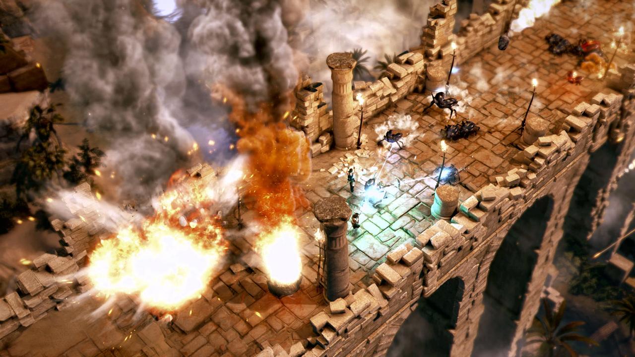 Lara Croft and The Gardian Of Light pour une sortie en décembre