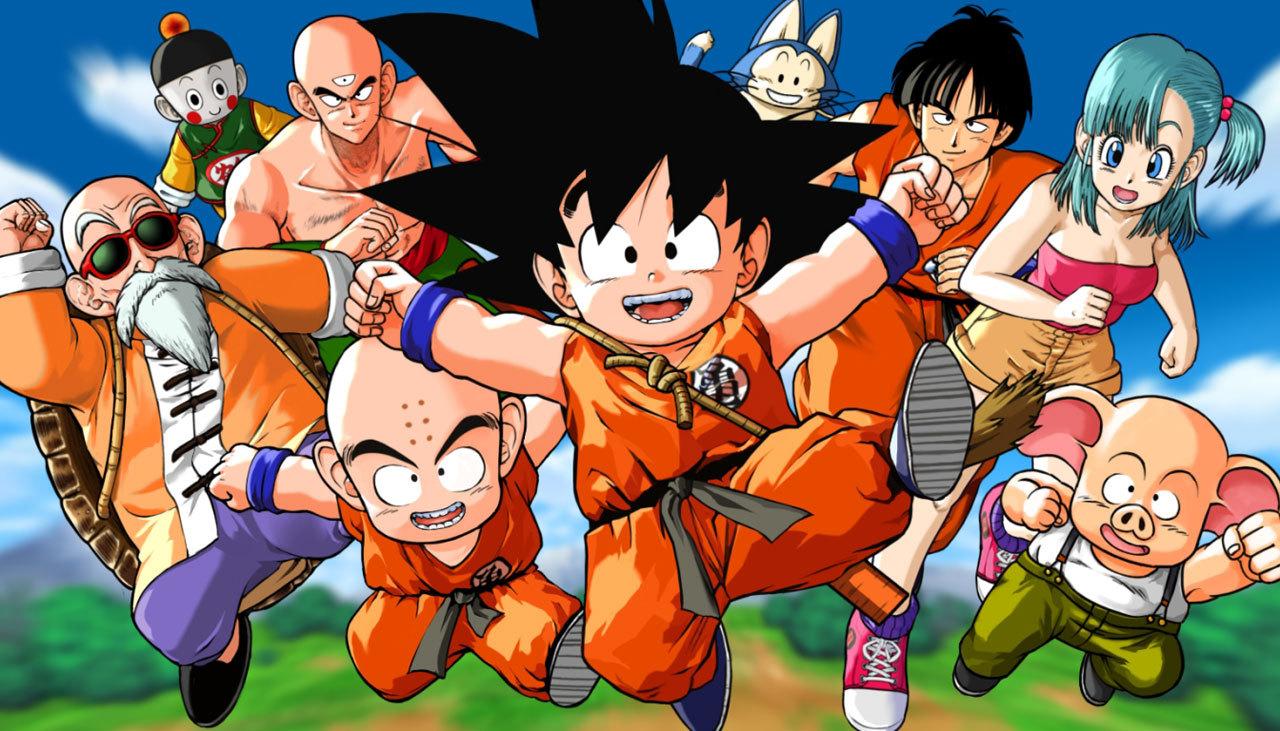 Podcast 09 – Dragon Ball Z et les jeux vidéo