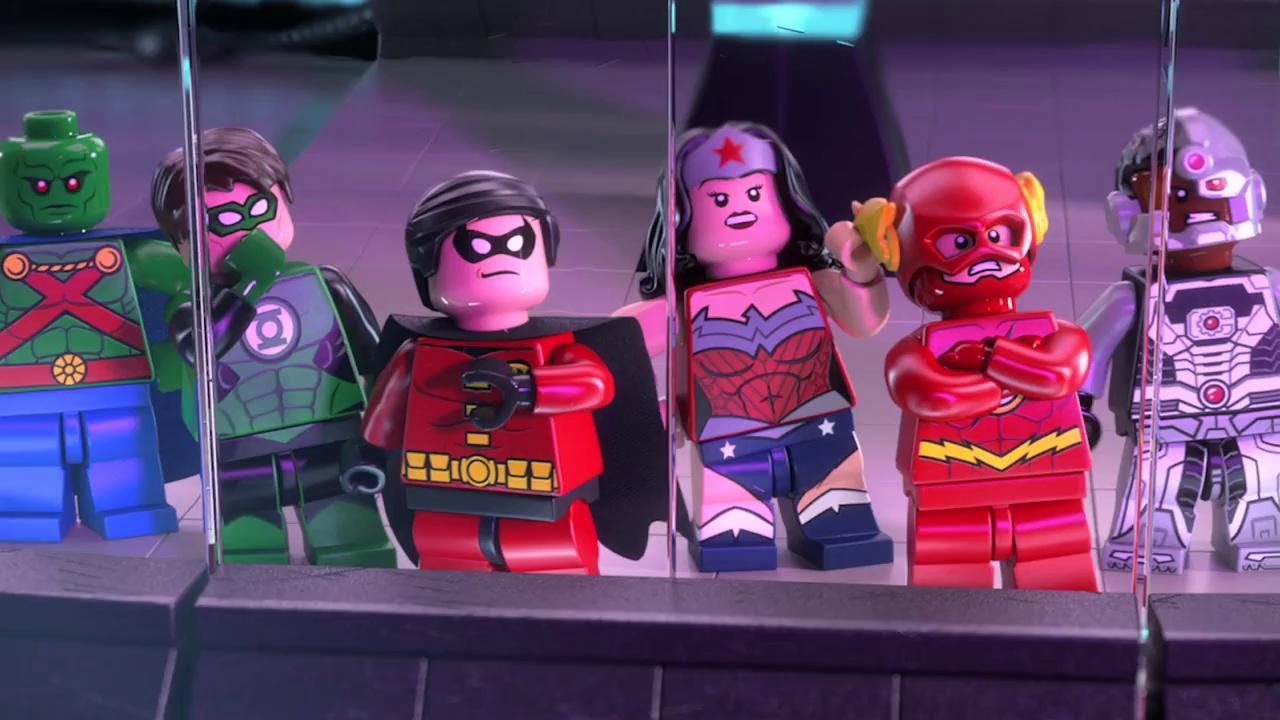 LEGO Batman 3: Au-delà de Gotham – Brainiac se présente