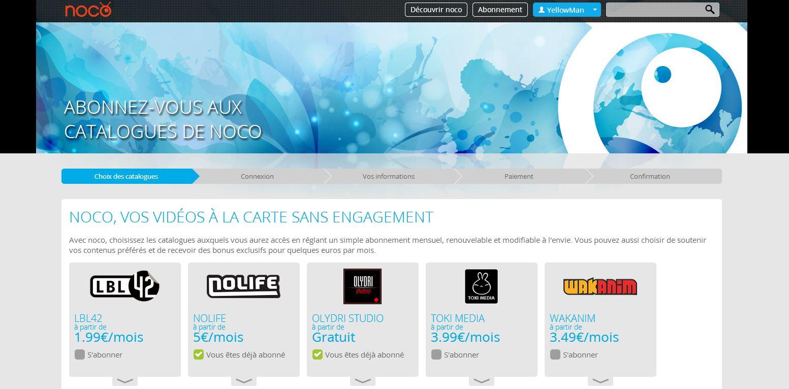 NoLife – Du petit écran au grand web