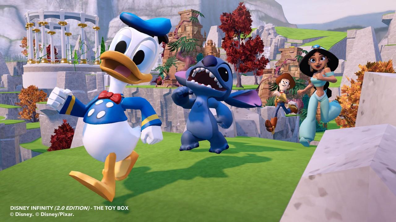 Donald Duck arrive dans Disney Infinity 2.0