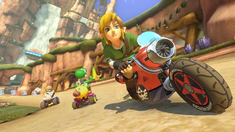 Le premier DLC de Mario Kart 8 en vidéo