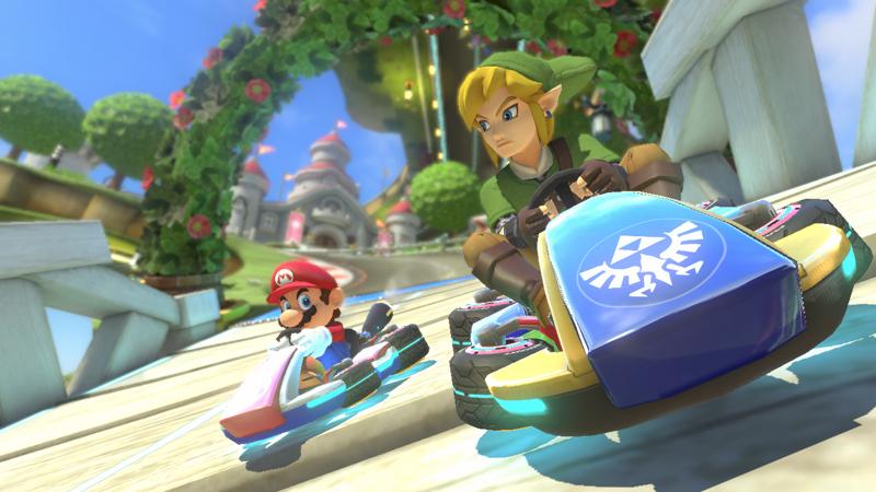 Mario kart 8 : deux nouveaux DLC en approche