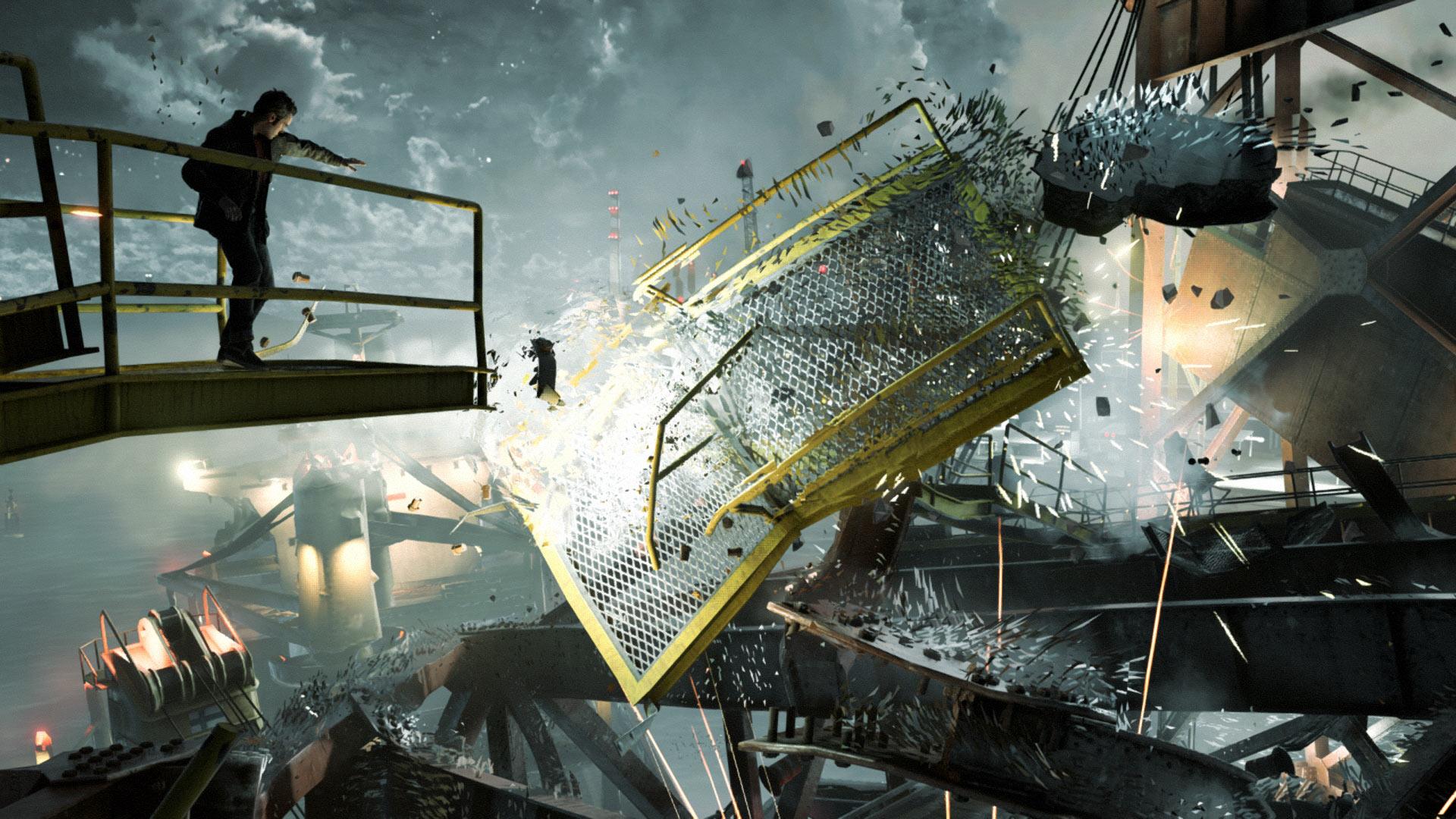 Quantum Break : huit minutes de gameplay en vidéo