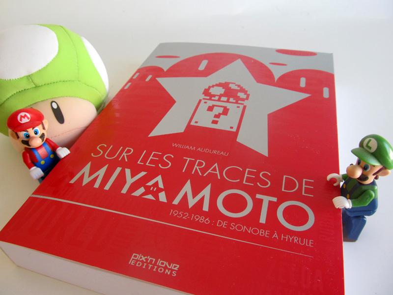 Découverte : Sur les traces de Miyamoto, aux Éditions Pix'n Love