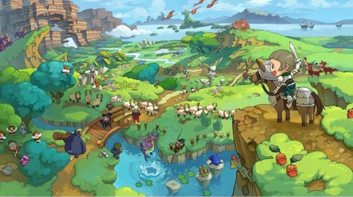 Fantasy Life se lance en vidéo